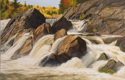 St. Louis River at Jay Cooke State Park (thumbnail)