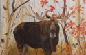 Autumn Moose (thumbnail)