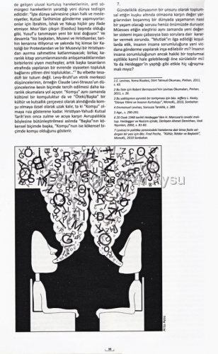 "The illustration for the magazine ""Duvar""-""The Wall"" March-April 2012 issue-'Words' with a part of the article of Omer F. Oyal ""Auschwitz Ile 'Oteki/Baska' Arasinda"""