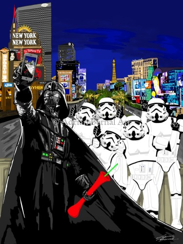 Sith in Sin City