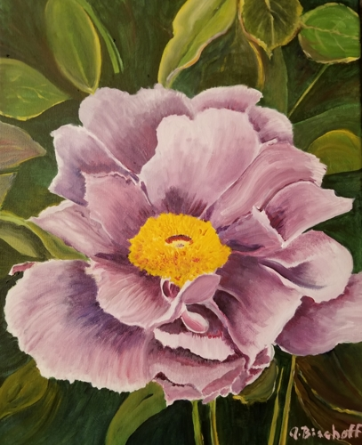 Peony by Anita Bischoff