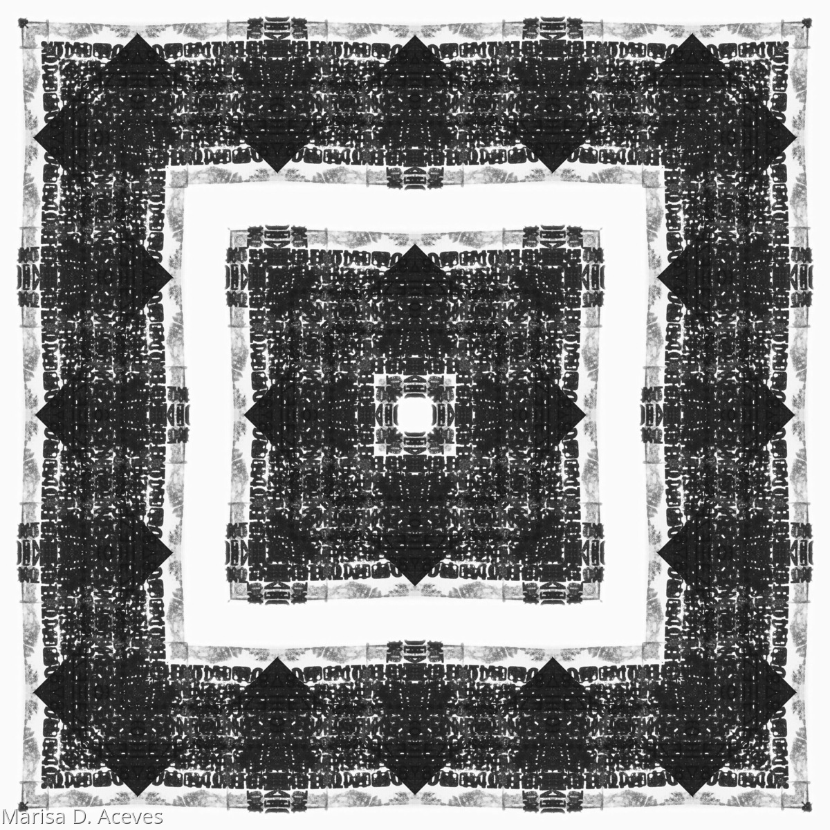 Double Square Maze (large view)