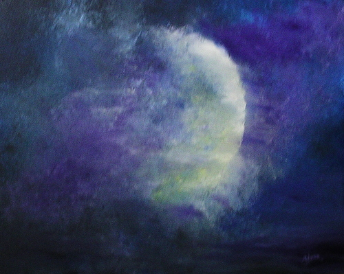 Blame It OnThe Moon by Adonna