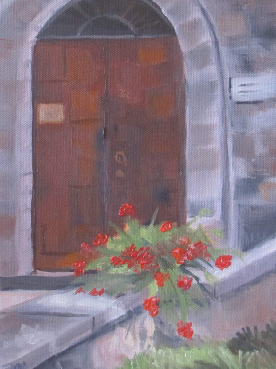 Barga Entry (large view)