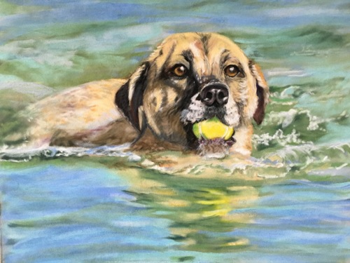 Ernest by Adrienne Batten