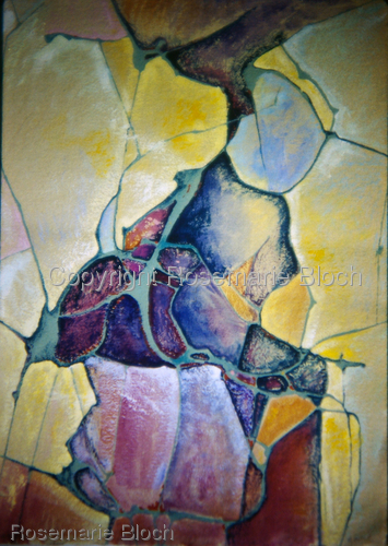 Capriccio XVIII by Rosemarie Bloch