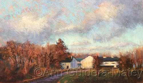 Late Afternoon- Brandywine