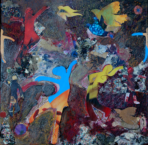 Pieces for Peace 14 - SOLD