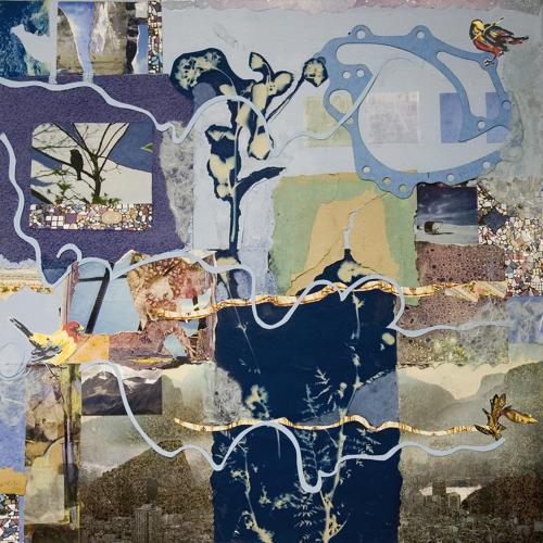 Color of Dreams 4 by Alice Harrison