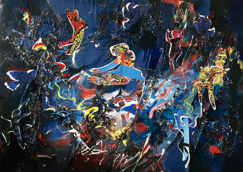 Pieces for Peace 17