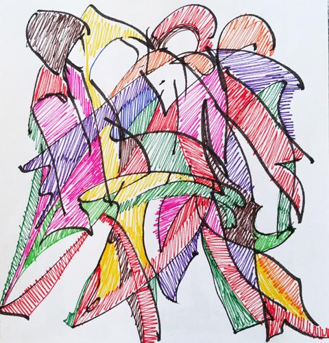 Dancing 8