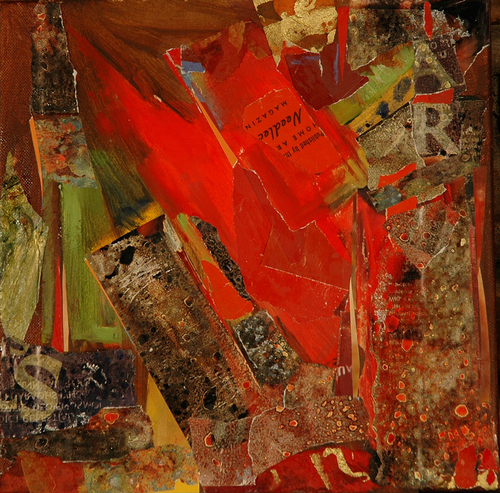 Red Bursts 2