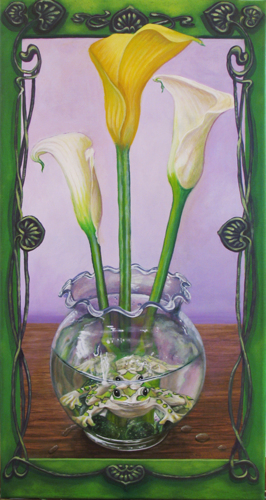 Refraction by Annette Hassell Artist