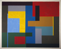 Carmine abstract space (thumbnail)