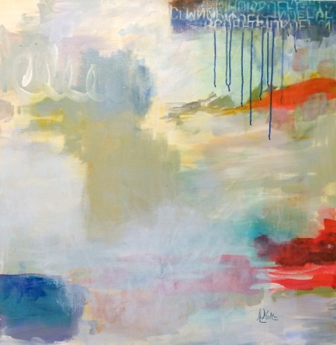 Breathe by Arlene Holtz, Contemporary Fine Artist
