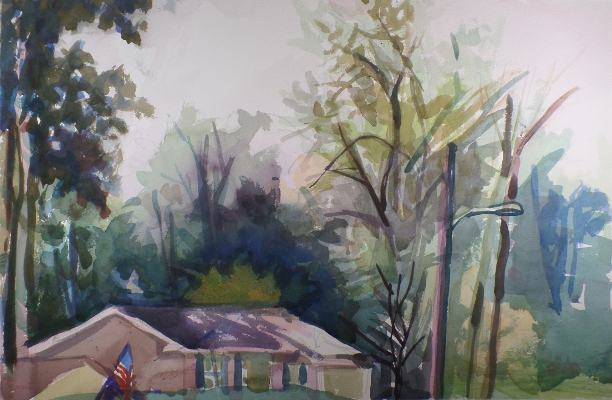 Americana plein air (large view)