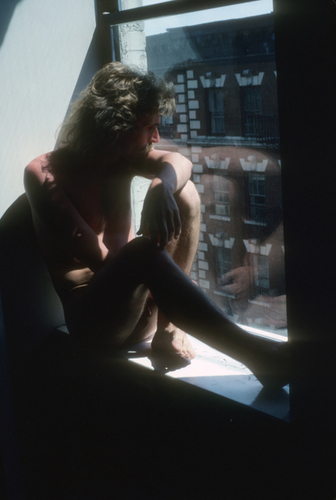 John in the window by Alan Perna Photography