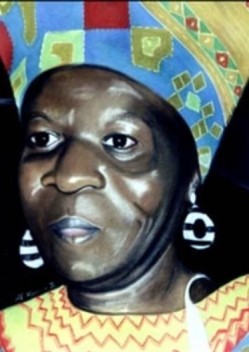"""Nigerian Woman"""