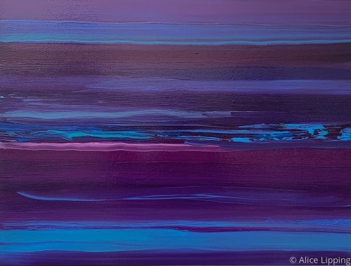 Good Vibrations by Alice Lipping