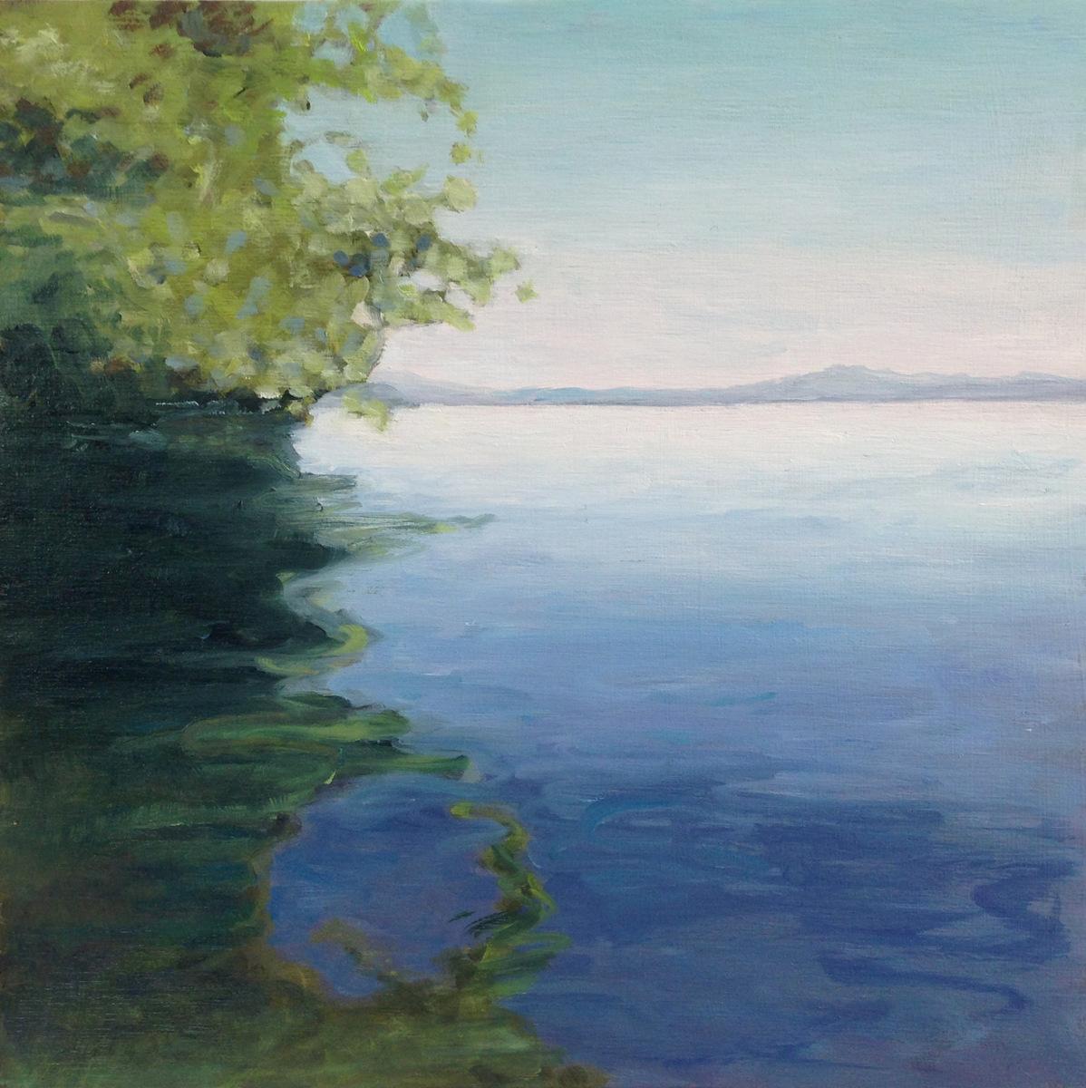 Lake Calm (large view)