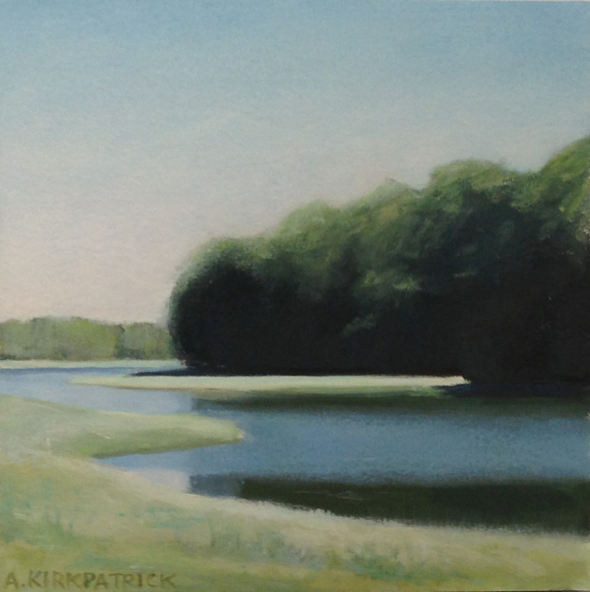 Tidal Marsh Study, 1 (large view)