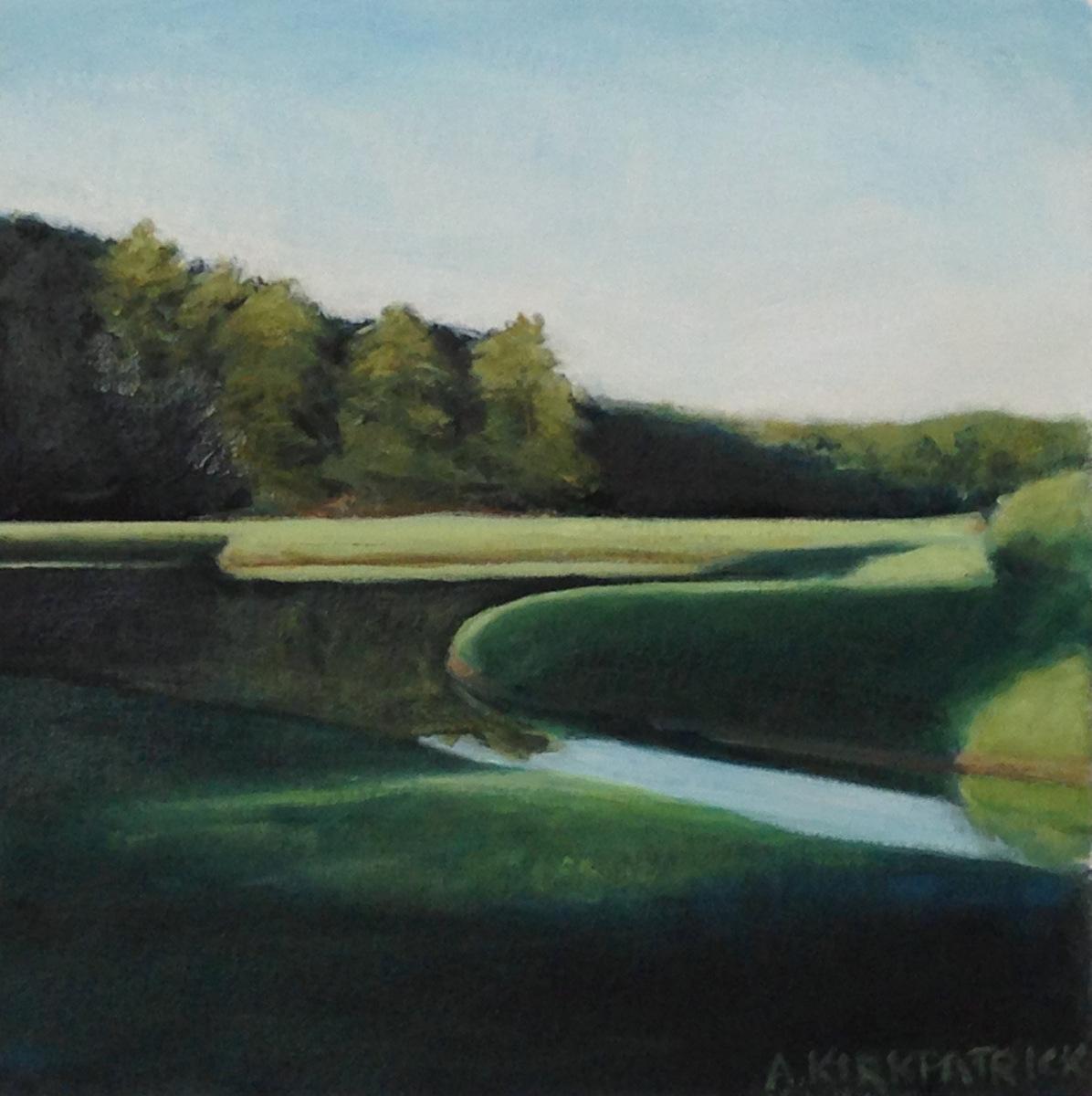 Tidal Marsh Study, 3 (large view)