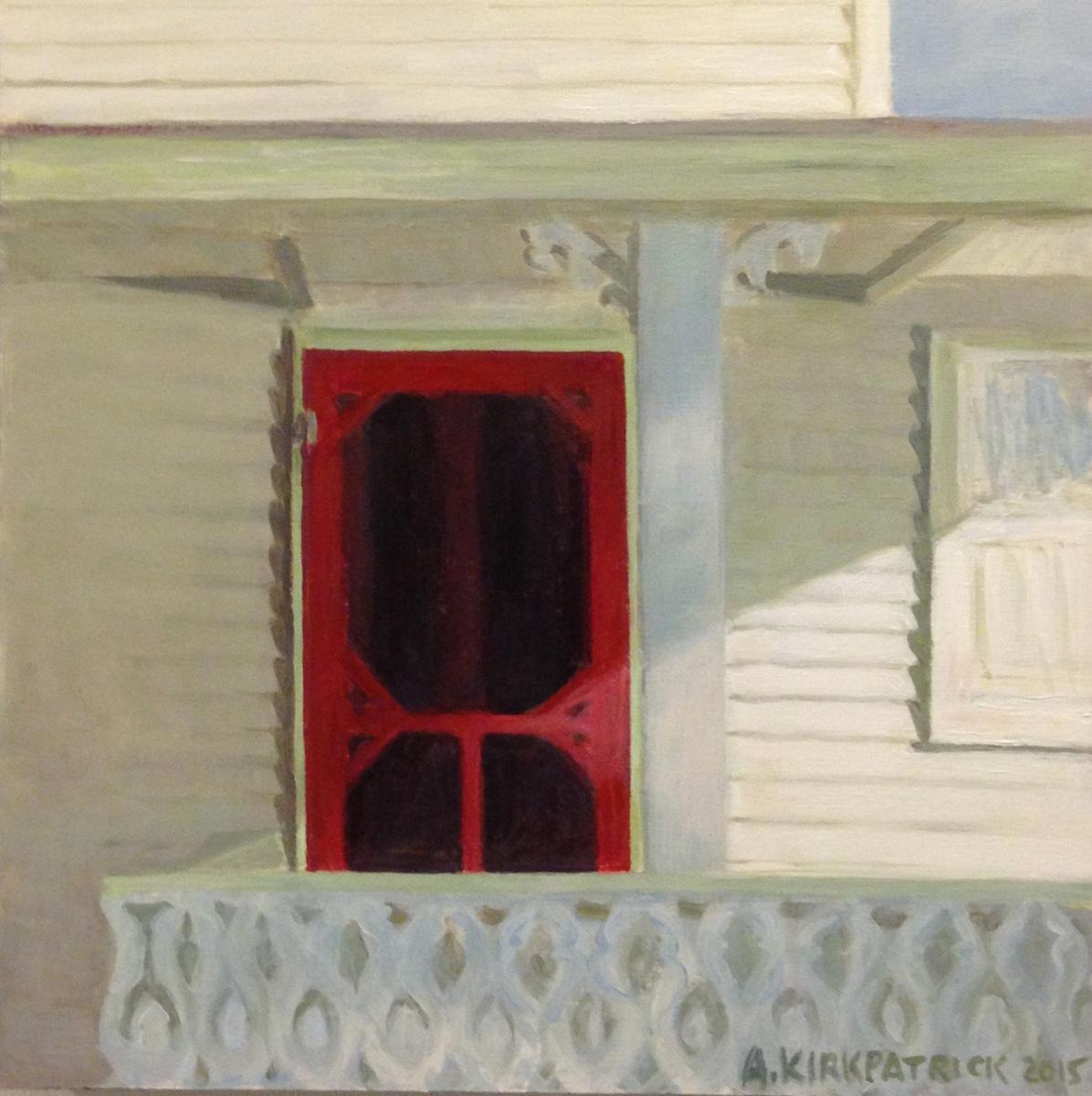 Red Door (large view)