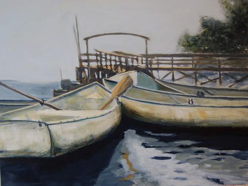 Rowboats (large view)