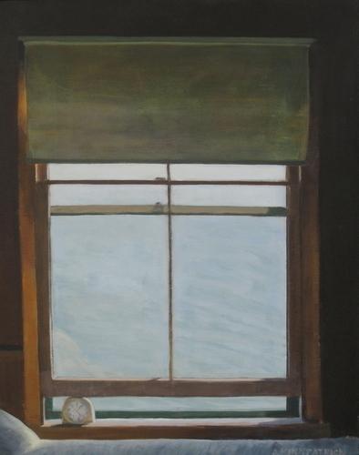 Bedroom Window (large view)