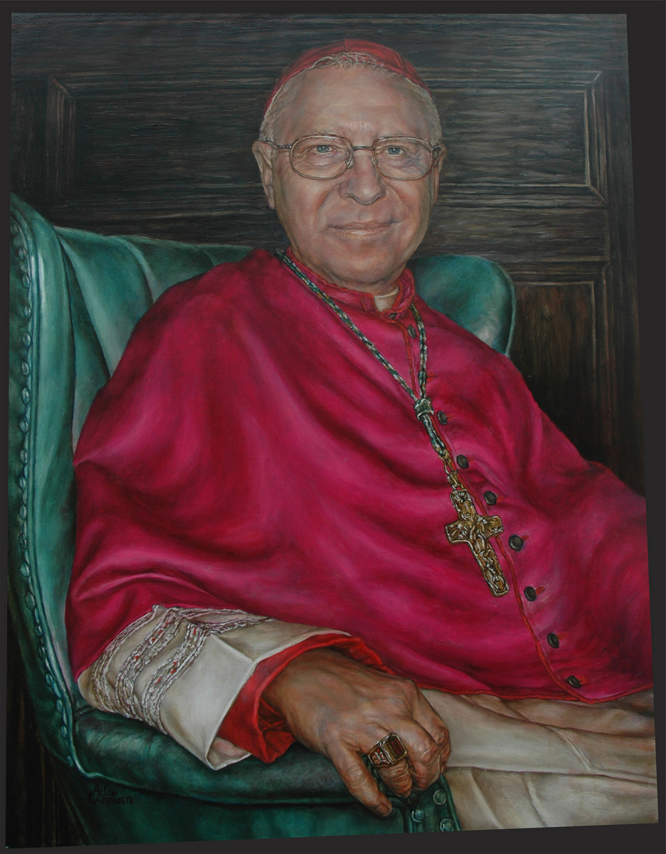 (Most Rev.) Bishop Joseph V. Adamec (large view)