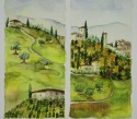 Diptych Tuscany (thumbnail)