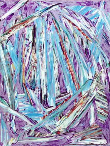 Fractal Violet