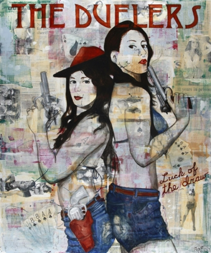 The Duelers-SOLD