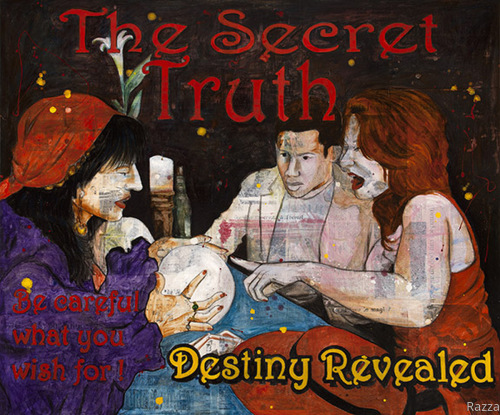 Secret Truth-SOLD