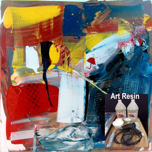 Vadika & Art Resin