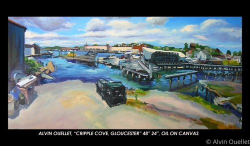 Cripple Cove:  Gloucester, MA