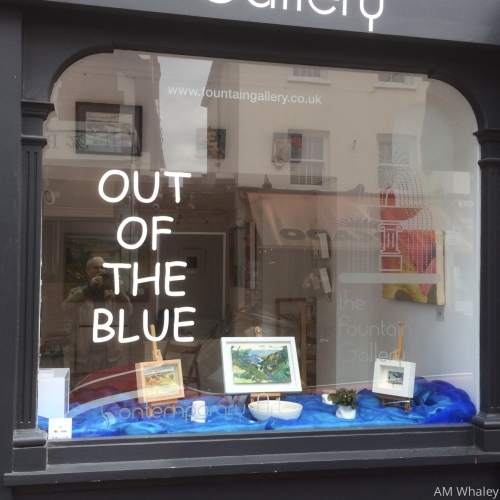 Out of the Blue 2019-Fountain Gallery