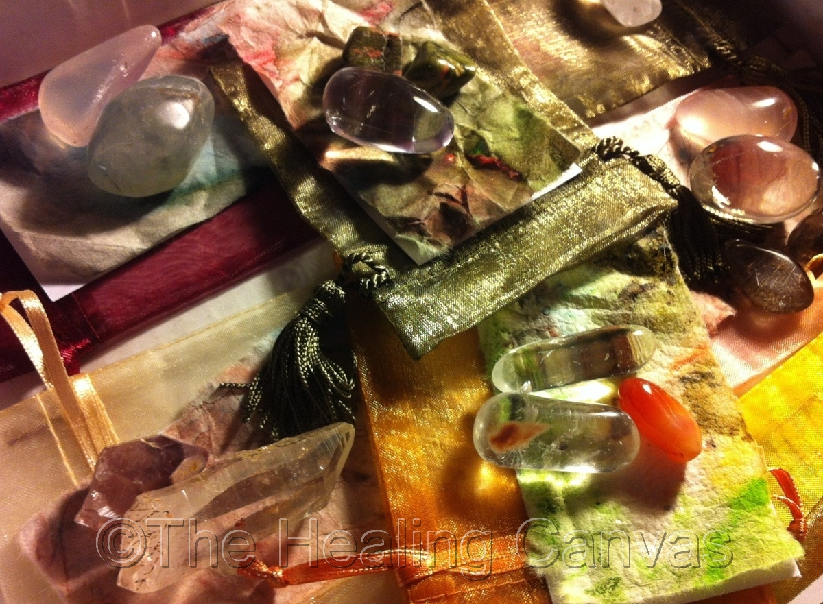 Crystal Healing Grids (large view)