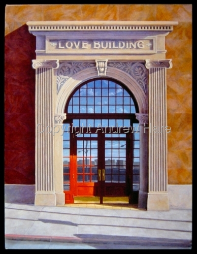 Love Building by Andrew Hare