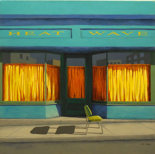Heat Wave by Andrew Hare