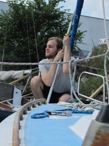 reid kasunic boat