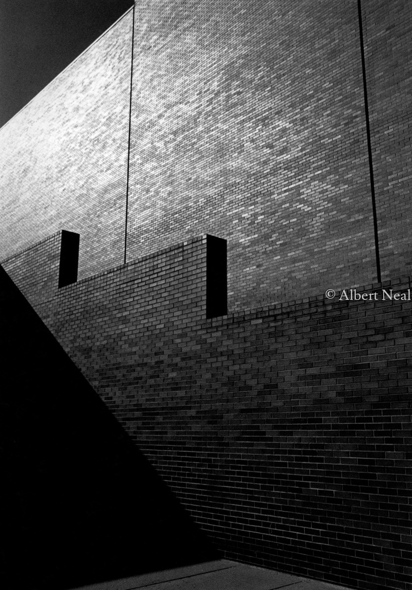 SUNY Purchase theater Bldg. Purchase  N.Y. (large view)