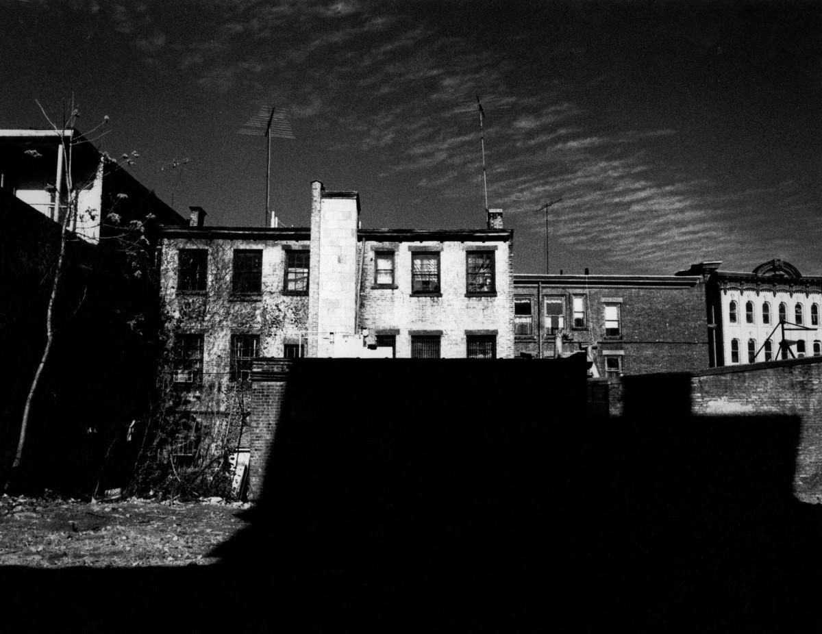 Gadelatoes Shadow, Poughkeepsie, NY (large view)