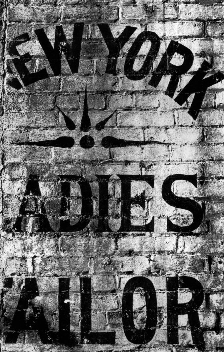 NY Ladies Sign, Rahway,NJ (large view)