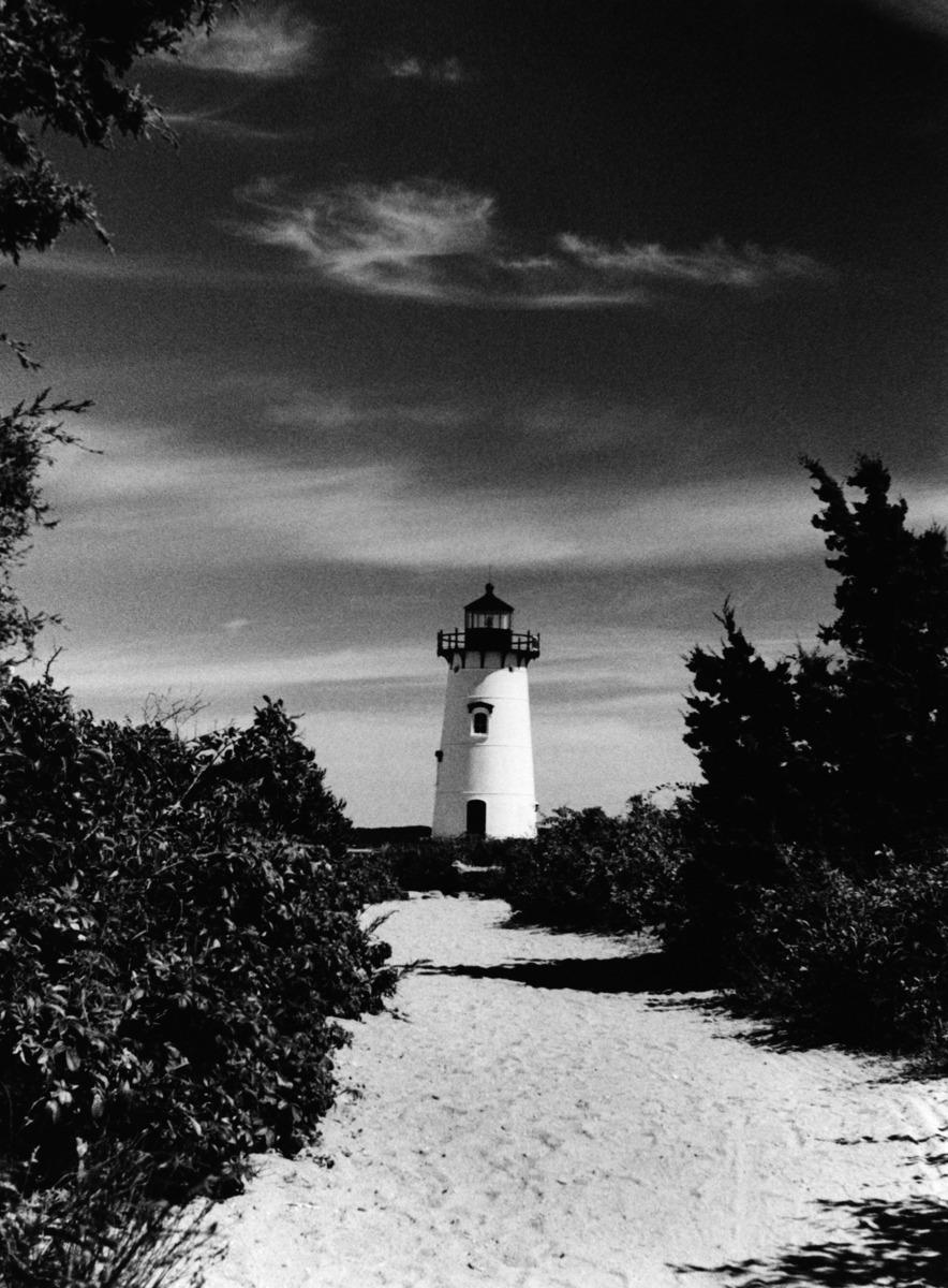 Martha's Vineyard  Lighthouse, MA (large view)