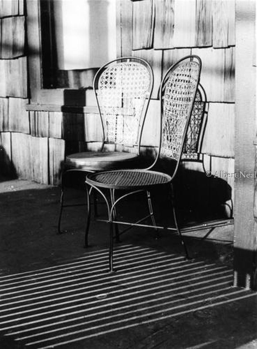 Porch Chairs, Portchester,NY (large view)