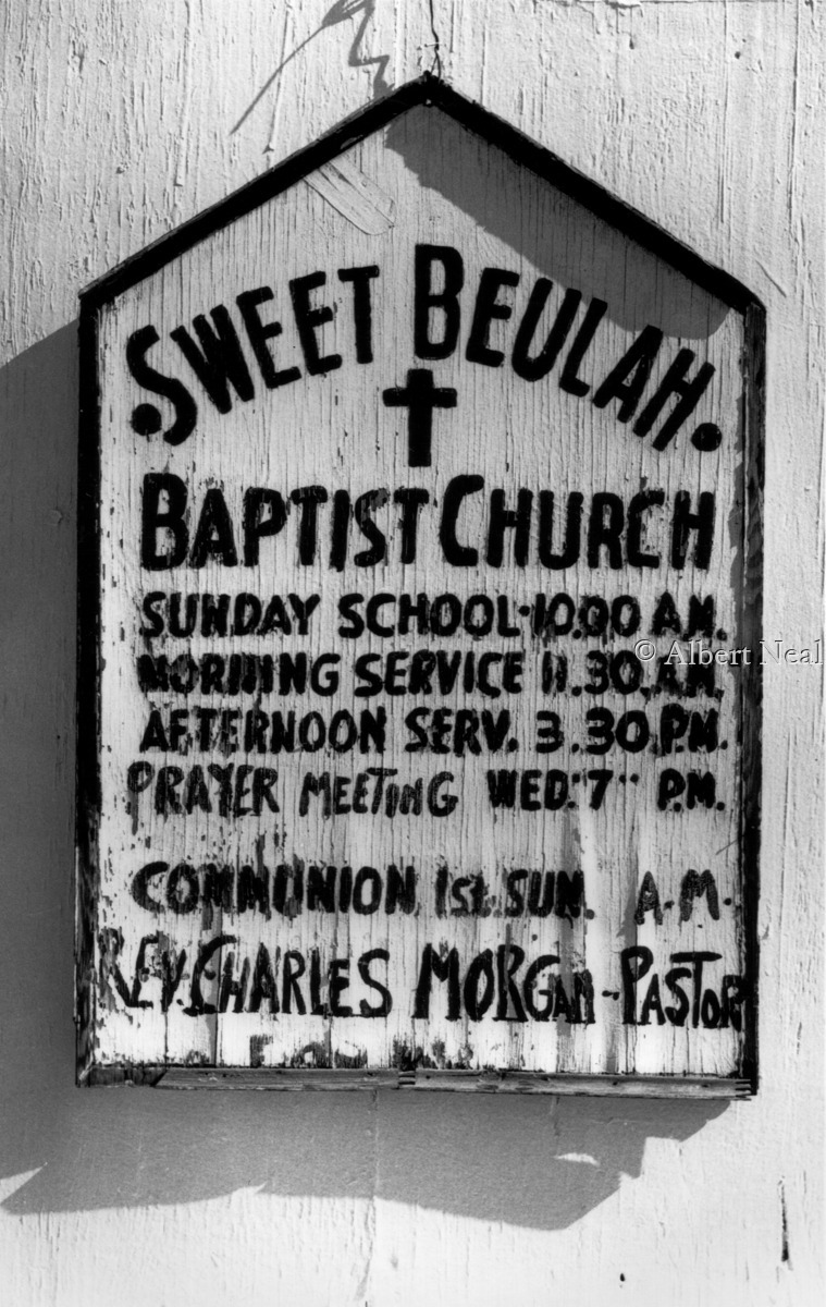 Sweet  Beulah,  Newark  N.J. (large view)
