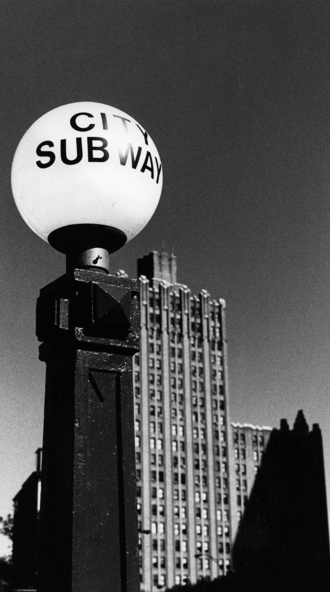 Newark Subway/Military Bldg. Newark,NJ (large view)