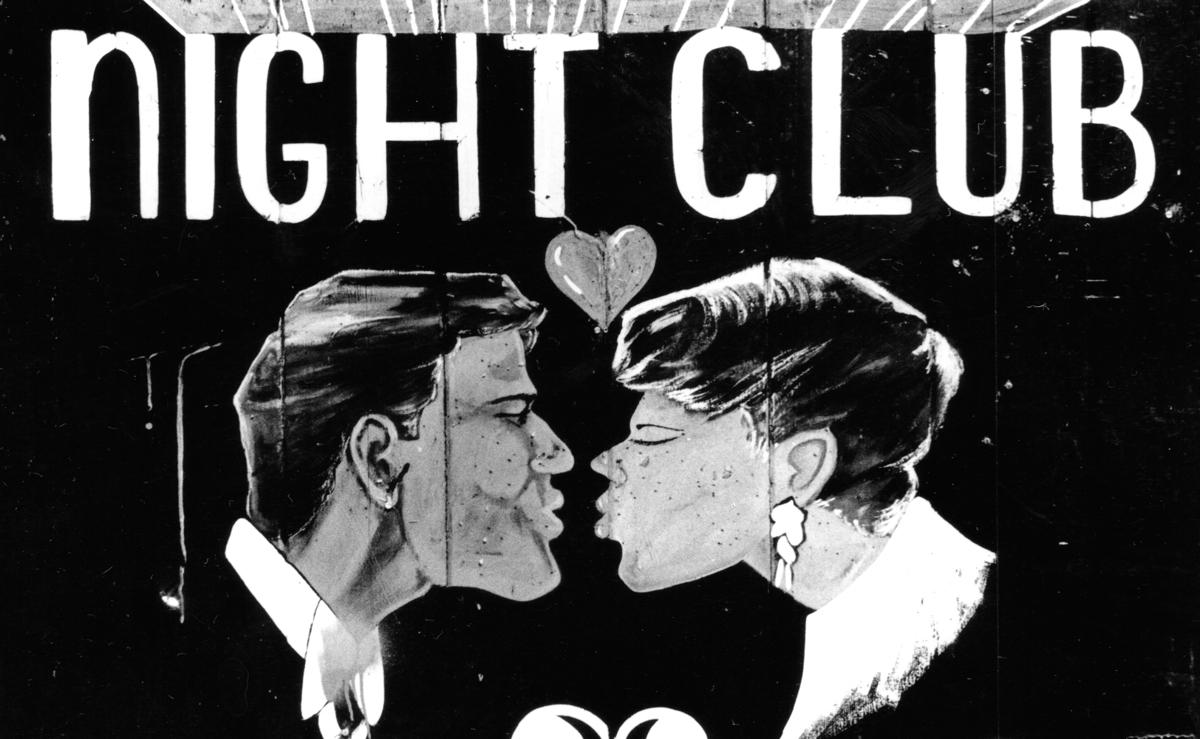 Night Club,   NEWARK N.J. (large view)