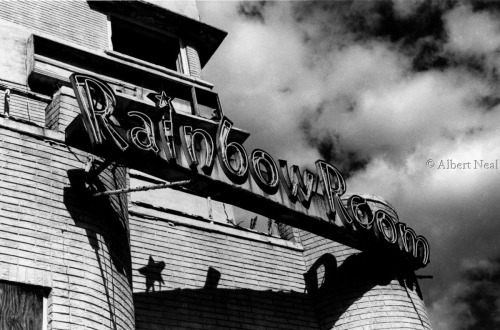 Rainbow Room, Asbury Park NJ by Albert Neal